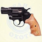 Револьвер ГРОЗА РС-02 (9мм РА) ОООП фото