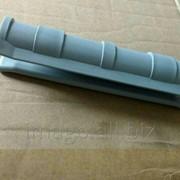 Клипс ГРЕЦИЯ для крепления плёнки и сетки на трубу 25мм фото
