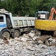 Вывоз строительного мусора Краснодар фото