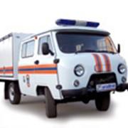 Автомобили специальные аварийные МЧС в Алматы фото