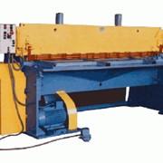 Механические гильотинные ножницы СТД-9AH 6x2,0 фото