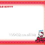 Доска магнитная сухостираемая А3 Hello Kitty HK13-148K 22751 фото