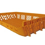 Ящик 28 для перевозки и хранения хлебобулочных изделий фото