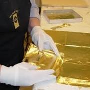 Золото сусальное оптом цена Киев фото