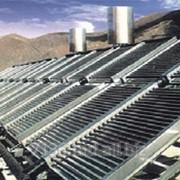 Горячее водоснабжение и отопление промышленных объектов. фото