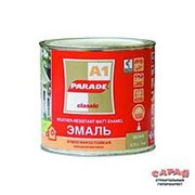 Эмаль PARADE A1 бел.мат. база А 0,75л фото