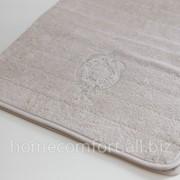 """Коврик-полотенце для ног """"ТМ""""GUL GULER """"Rozet"""" sandstone 50*70 хлопок 100% фото"""