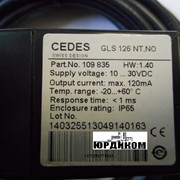 Датчик оптический cedes gls 126 nt.no фото