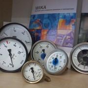 Манометры WIKA в ассортименте в наличие и под заказ фото