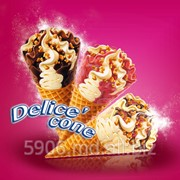 Мороженое Delice' cone фото