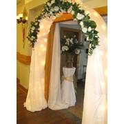 Ооформление свадебного автомобиля, свадебный декор Киев фото