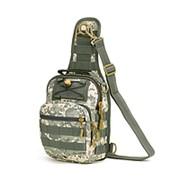 Тактическая военная сумка рюкзак OXFORD 600D Pixel X201 ACU DIGITAL фото
