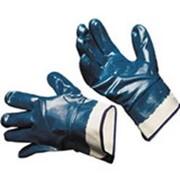 Перчатки с нитриловым покрытием и краги фото