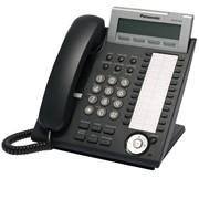 Телефон системный цифровой Panasonic KX-DT346RU-B фото