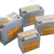 Гелевые аккумуляторные батареи для уборочной техники фото