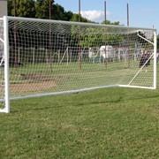 Футбольные ворота Porti fotbal mobile 7,32 x 2,44 m Cod 405 фото