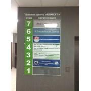 Информационные стенды, планы эвакуации и т.д. фото