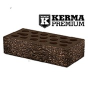 Кирпич пустотелый лицевой Керма Brown Granite 250х120х65 фото