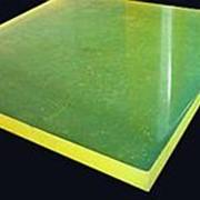 Полиуретан лист СКУ-7Л (ЛУР-СТ), s:3мм, L:500мм, (С) фото