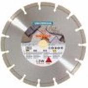 Отрезной сегментный алмазный диск LDW TOP фото