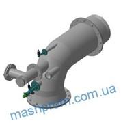 Горелка комбинированная газовая, жидкотопливная с рециркуляционным устройством ГГРУ-400 фото