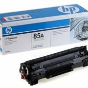 Заправка картриджа HP CE 285 A для LJ P1102/ 1102w/ M1132/ M1212nf/ M1217nfw black фото