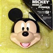 Универсальный внешний аккумулятор Powerbank Mickey mouse 5200mAh фото