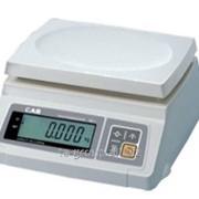 Весы фасовочные SW-10 SD 10кг/5г фото