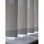 Жалюзи вертикальные тканевые 127 мм фото