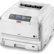 Цветной светодиодный принтер oki c810n a3 фото