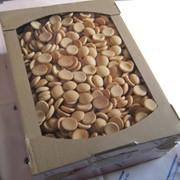 Печенье бисквитное Пятнашки с арахисом фото
