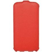 Чехол-флип HamelePhone для Samsung Galaxy S5 mini,красный фото