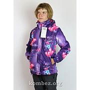 куртка Kalborn 15650 фиолет 10(140-146) фото