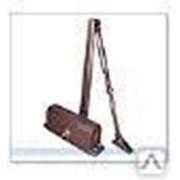 Доводчик двери до 100 кг E-604 Bronze фото