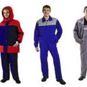 Спецодежда и рабочая одежда фото