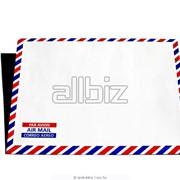 Печать трафаретная: визитки, конверты, бланки, папки фото