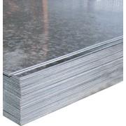 Профилированный и плоский лист оцинкованный фото
