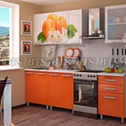Кухня Персик 1,8 МДФ фото