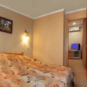 Номер двухкомнатный люкс гостиница Киев фото
