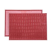 Красная женская обложка Premier фото