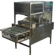 Машины для покрытия пирожных глазурью фото