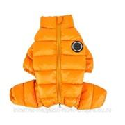 Комбинезон для собак, сверхлегкий Jumpesuit А, оранжевый PUPPIA фото