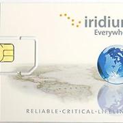 Карта iridium 222 минут на 1 год фото