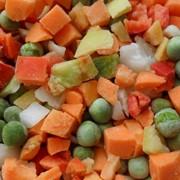 Смесь «ВЕСЕННЯЯ » из быстрозамороженных овощей фото