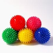 Мячи массажные игольчатые фото