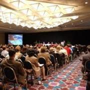 Организация и проведение конференций, круглых столов, мастер-классов. фото