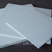 Фторопласт (лист) 15мм, код 15536 фото