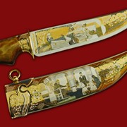 Нож Царские палаты фото