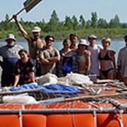 Рафтинг по реке Иркутск фото