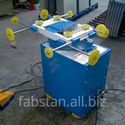 Стол поворотный для вторичной герметизации стеклопакетов, автоматический фото